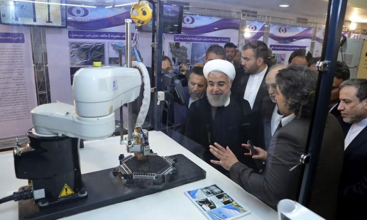 Francuska zabrinuta novim iranskim potezima za obogaćivanje urana