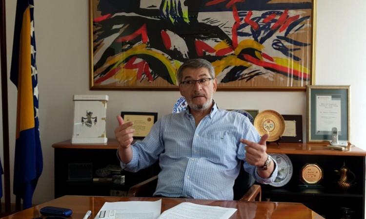 Imamović: Knjiga Ilije Brankovića besramni pokušaj negiranja zločina