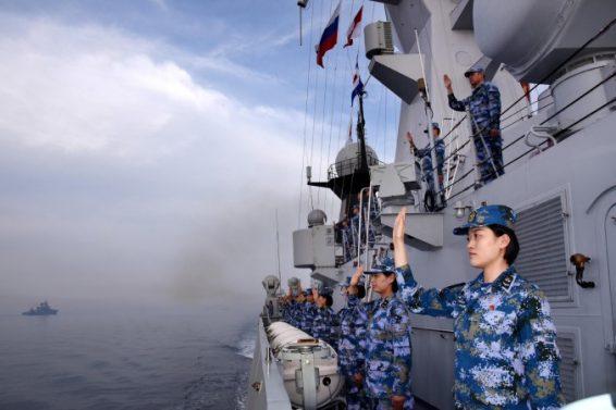 Juzno_kinesko_more_vjezba_vojna_maj_2019_Xinhua