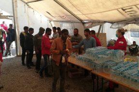 Migranti s Vučjaka bi trebali biti izmješteni u prihvatne kampove van USK-a