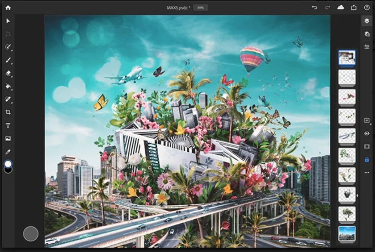 Adobe Photoshop stigao na Appleov iPad