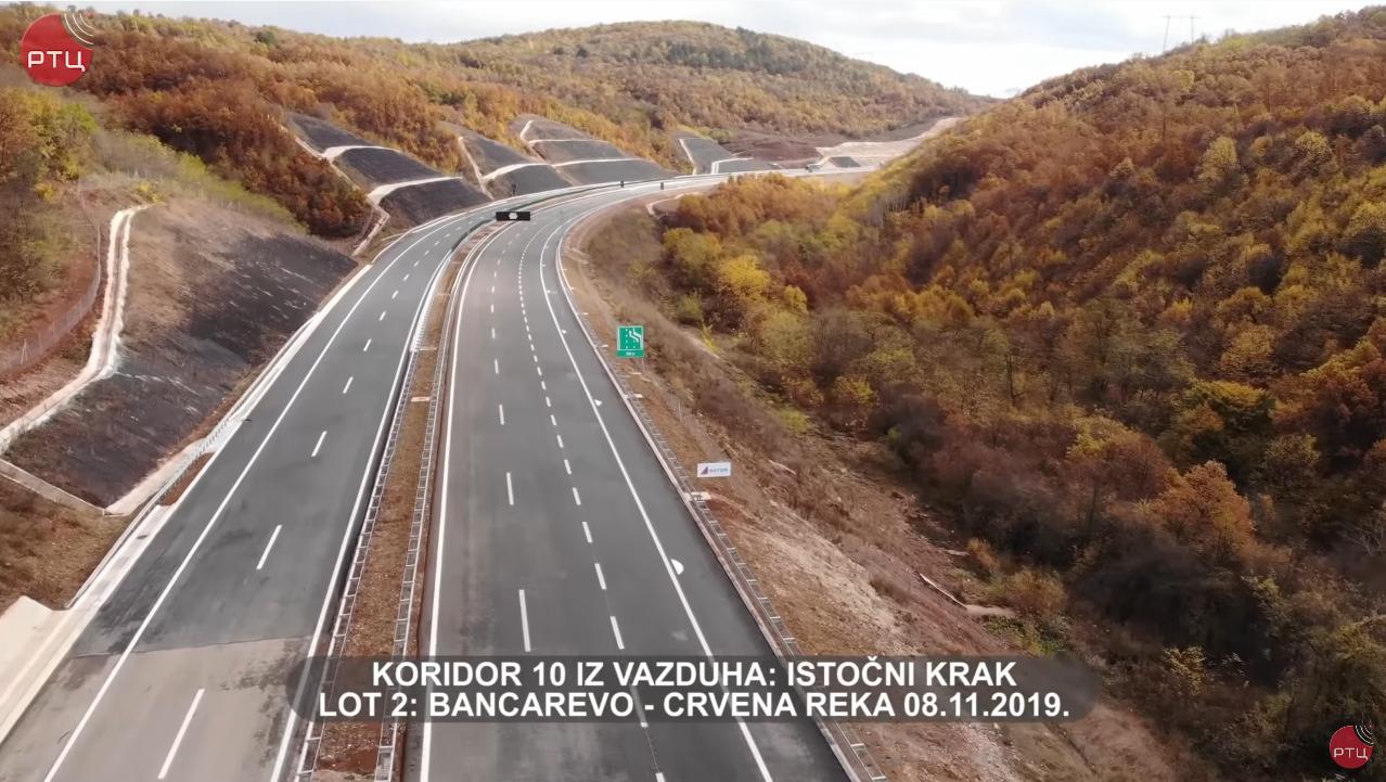 Srbija danas dobija više od 20 kilometara novog autoputa