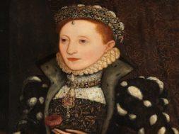 Slučajno pronađen portret mlade kraljice Elizabete I