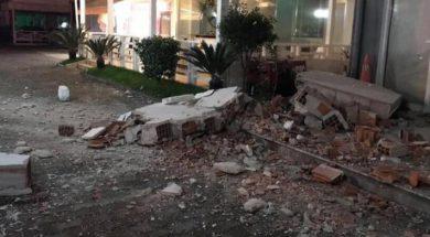 Snažan zemljotres pogodio Albaniju