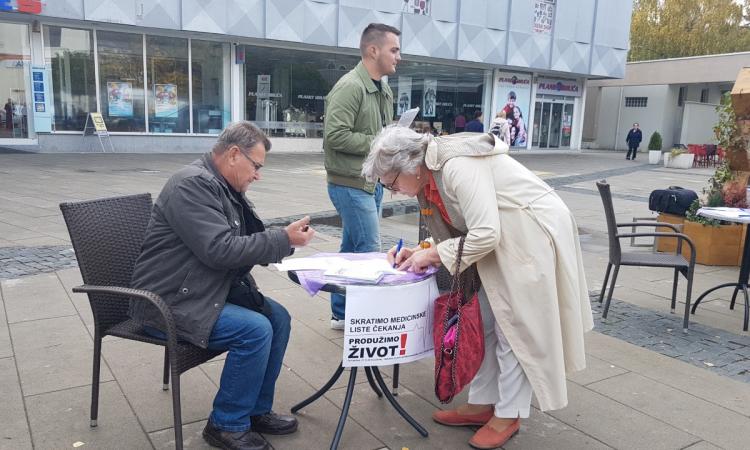 Stanovnici Travnika traže medicinske ustanove bez dugih lista čekanja