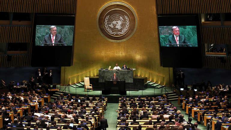 UN u najvećoj finansijskoj krizi u posljednjih 10 godina