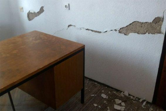 Zbog zemljotresa bez nastave u školama u Hercegovini