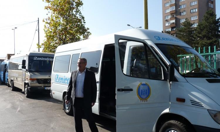"JKP ""Zenicatrans"" za sada zadržava licencu"
