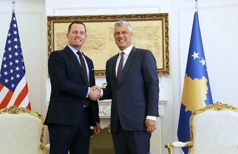 Trumpov izaslanik Richard Grennel: Podržavamo Mali Šengen, ali sa Kosovom