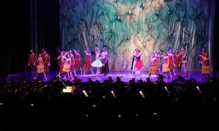 Baletno-operna 'Carmina Burana' nakon tri decenije izvedena u Sarajevu