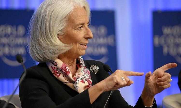 Prvo predsjedavanje sastankom ECB-a Christine Lagarde