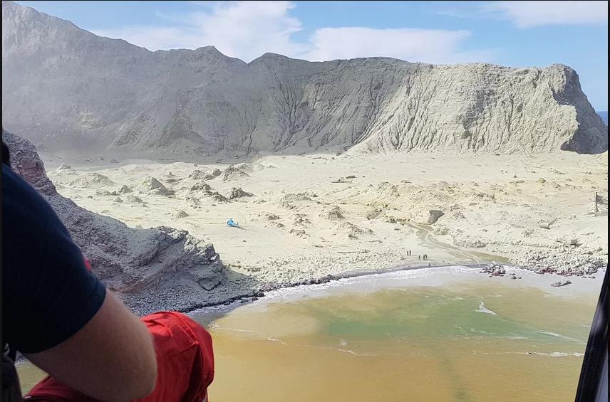 Spasioci opisali užase spašavanje preživjelih u erupciji vulkana na Bijelom otoku