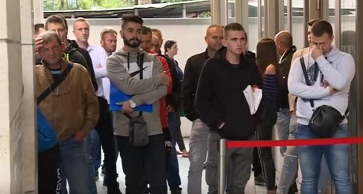 Mladi još masovnije odlaze iz BiH: Nije ni u Minhenu sjajno, ali je lako naći posao (VIDEO)