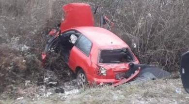 Screenshot_2020-01-05 Pijan automobilom sletio s ceste kod Kalesije, dvije osobe teško povrijeđene