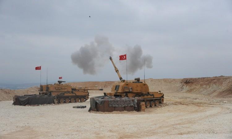 Poginula četiri turska vojnika u Siriji