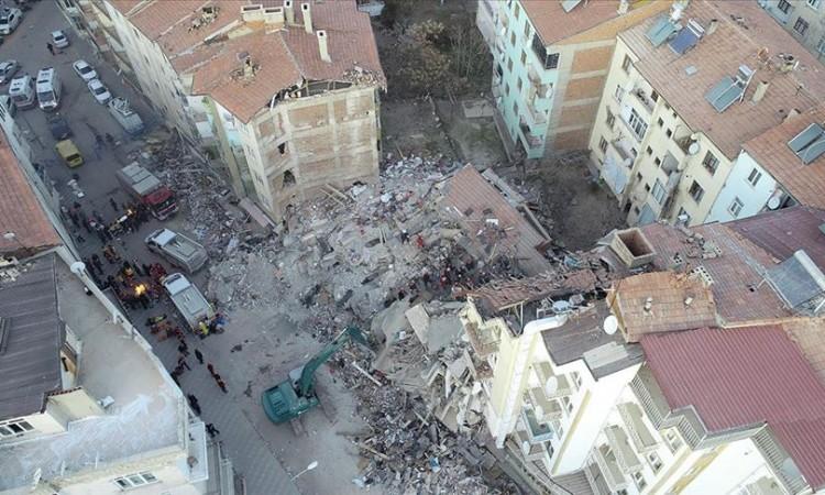 U potresu na istoku Turske poginulo je 39 osoba, povrijeđeno 1.607
