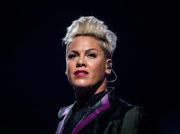 TOPSHOT-FRANCE-US-MUSIC-CONCERT-PINK
