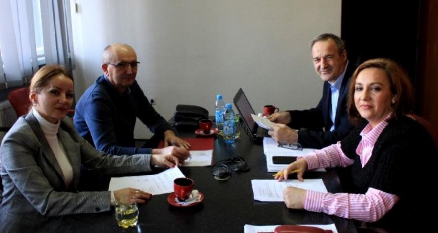 GIKIL i Tehnološki fakultet u Tuzli obnovili saradnju