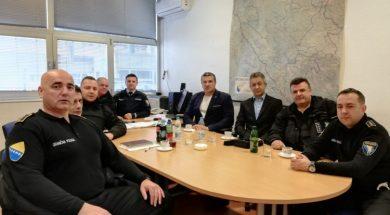 GPBiH – Ravnatelj Galić s pomoćnikom Kulićem u Zvorniku