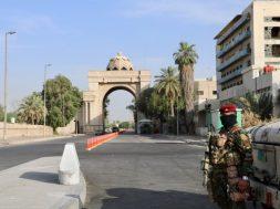 Irak_Bagdad_zelena_zona_Xinhua