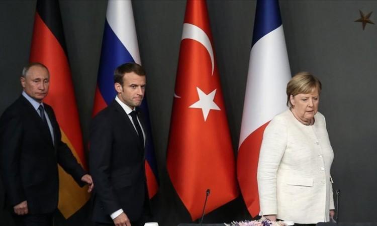Merkel i Macron pozvali Putina da hitno zaustavi napade u Idlibu