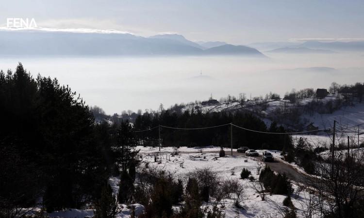 U subotu moguće oscilacije, a u nedjelju lošiji kvalitet zraka