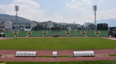 Počinje ugradnja čitača karata na stadionu Koševo