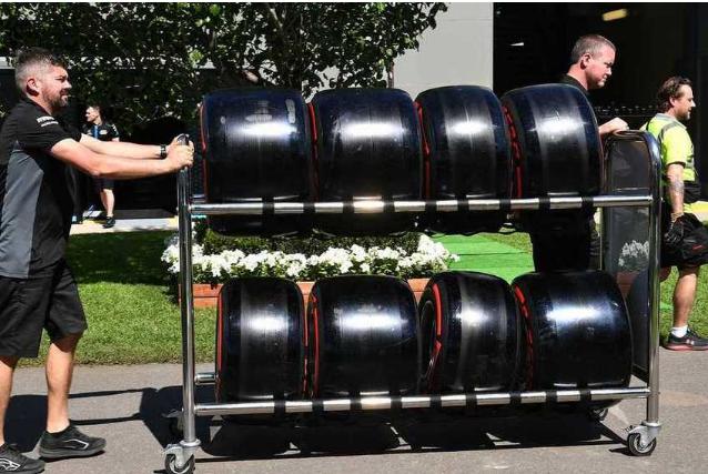 """Pirelli """"otpisao"""" 1.800 novih guma za bolide Formule 1 nakon otkazivanja utrke u Australiji"""