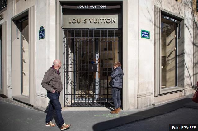 Vlasnik Louis Vuittona će proizvoditi sredstvo za dezinfekciju ruku