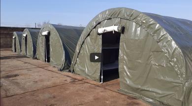 Screenshot_2020-03-20 Oružane snage BiH angažovane na postavljanju šatorskih naselja na graničnim prelazima