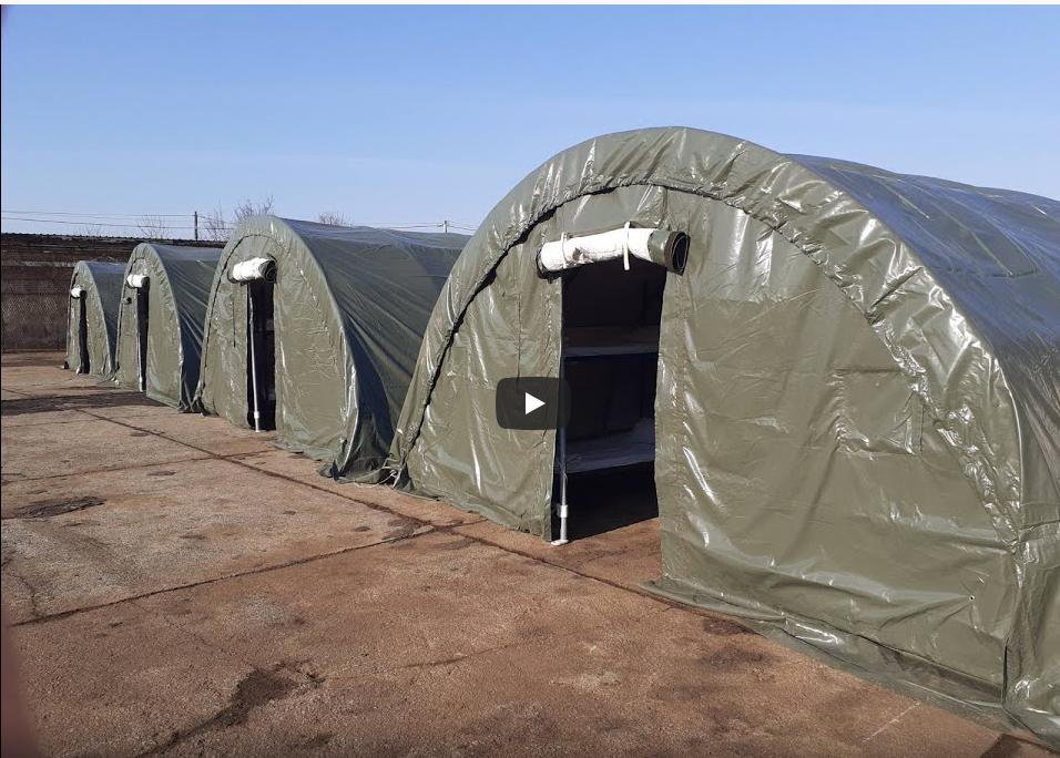 Vojnici Oružanih snaga BiH postavili šatorska naselja na svim pograničnim lokacijama