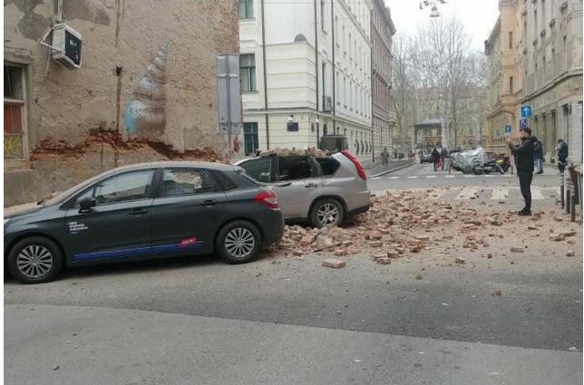 Teška situacija u Hrvatskoj: 52 nova slučaja zaraze, 27 osoba povrijeđeno u potresima