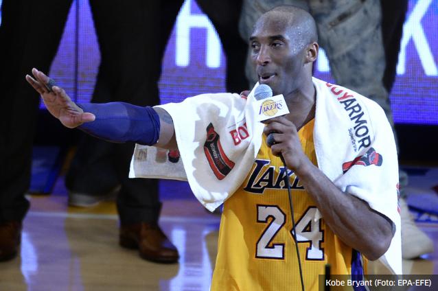 Peškir koji je Bryant nosio tokom oproštajnog govora prodat za više od 30.000 dolara