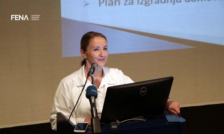 Sebija Izetbegović podnijela ostavku na mjesto zastupnice u Parlamentu FBiH