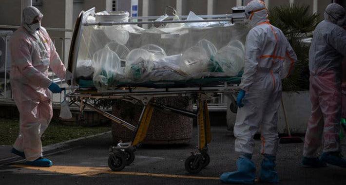 U Njemačkoj raste broj mrtvih, umro diplomat, u Italiji pada broj zaraženih