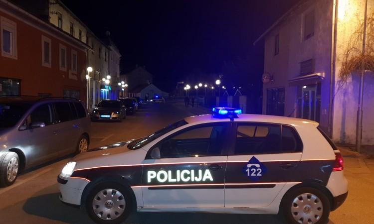 U Kantonu Sarajevo 37 osoba kažnjeno sa po 500 KM zbog kršenja policijskog sata