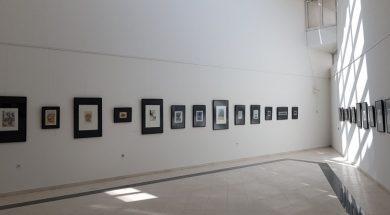 Virtualno razgledavanje izložbe djela majstora grafike Virgilija Nevjestića