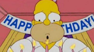 Fanovi Simpsona šokirani kad su na Twitteru saznali koliko Homer zapravo ima godina