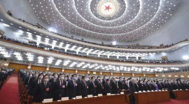 Kina_Kongres_Xinhua