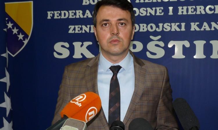Ganić: Punjenje budžeta prva četiri mjeseca manje za 20 posto