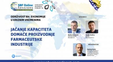 SBF online sesija