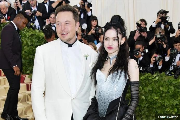 Elon Musk i njegova djevojka Grimes dobili prvo dijete