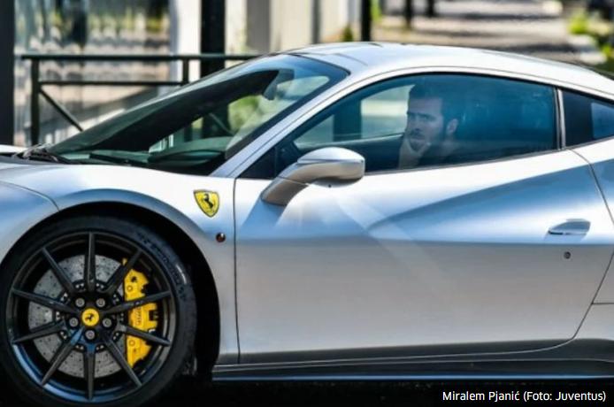 Prva grupa igrača Juventusa došla na treninge, Miralem Pjanić stigao u Ferrariju