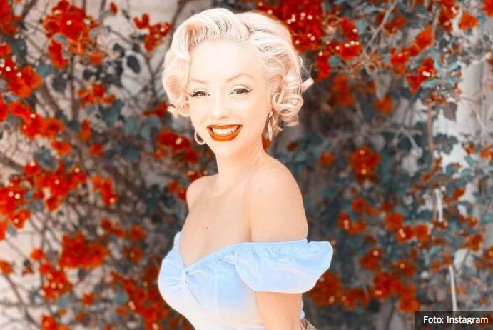 Britanka koja neodoljivo podsjeća na Marilyn Monroe i živi u njenoj vili