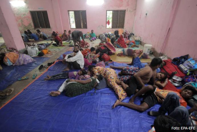 Indiji i Bangladešu prijeti najjača oluja ikada zabilježena u Bengalskom zaljevu