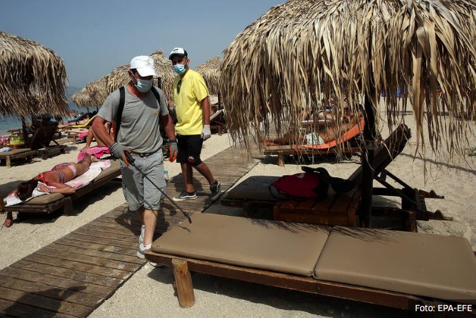Grčka skače u spas turizma: Pokrenuti trajekti ka otocima, otvoreni kafići i barovi