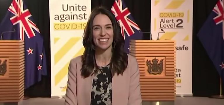Premijerka Novog Zelanda snimljena tokom zemljotresa