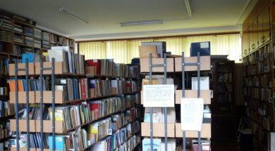Zenička biblioteka počela s radom, čitaonica još nije otvorena za korisnike