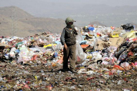 Jemen_Sana_djeca_otpad
