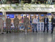 SAD i NATO dostavili donaciju Međunarodnom aerodromu Sarajevo